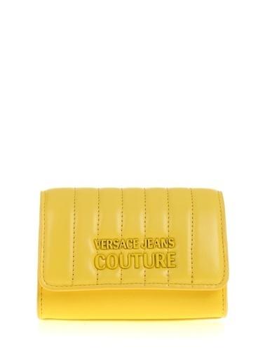 Versace Jeans Cüzdan Sarı
